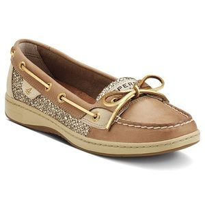 Sperry Top-Sider Natural Angelfish Sz 9